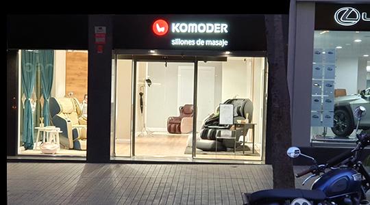 Komoder Barcelona