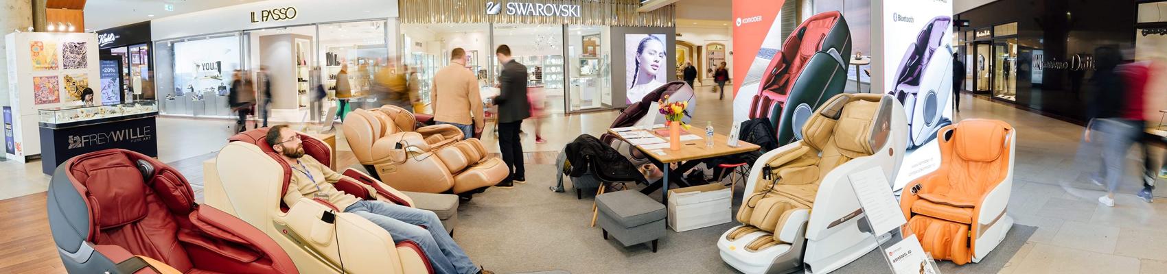showroom Komoder din Iulius Mall Cluj