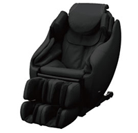 Fotoliu cu masaj Inada 3S - negru