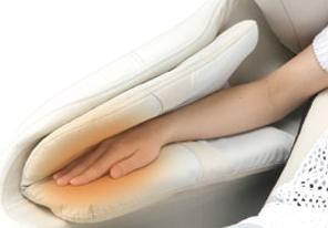 Masaj de încălzire pentru braţe