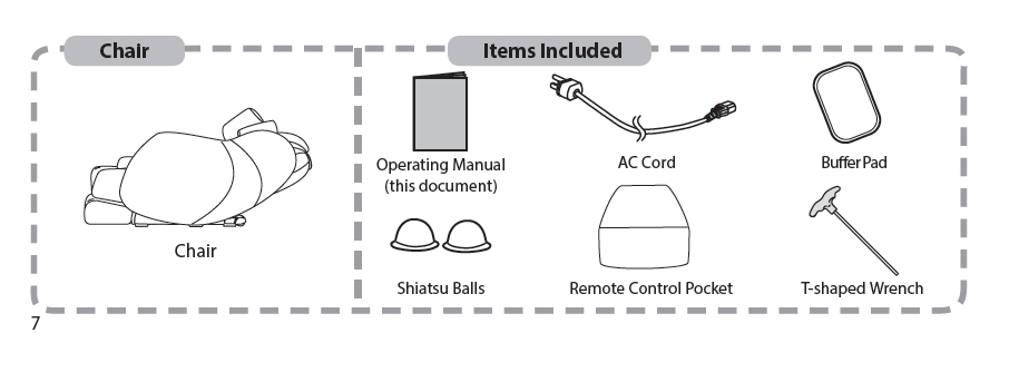 accesorii Inada 3S Flex