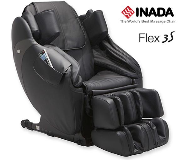 Fotoliu de masaj Inada 3S Flex