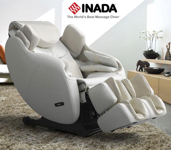 Fotoliu cu masaj Inada 3S