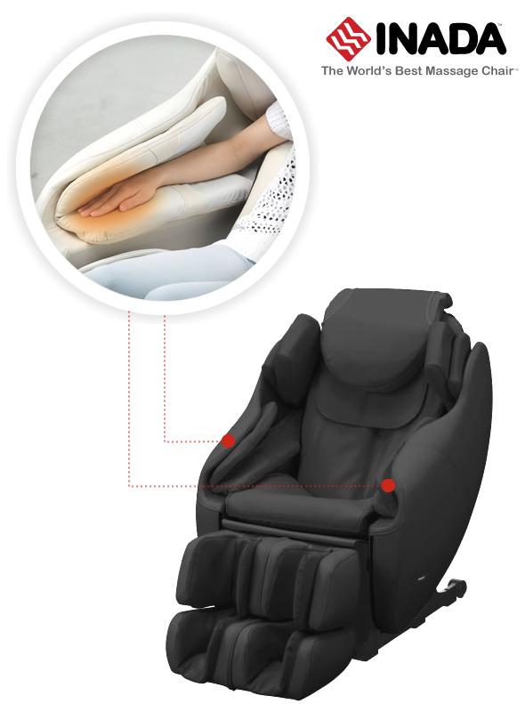 structura masajului la Inada 3S