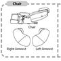 sistemul de masaj lateral Inada 3S