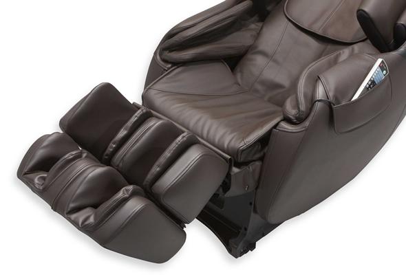 Sistem de masaj pentru picioare cu încălzire