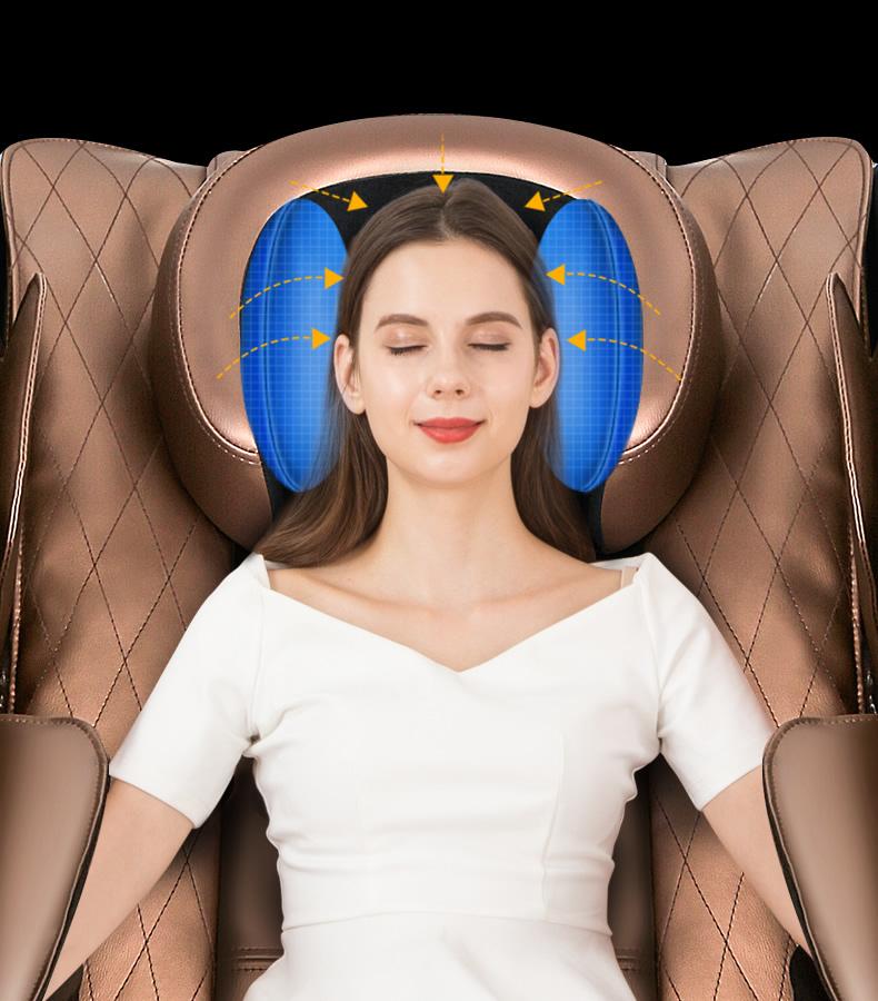 Fotoliu de masaj