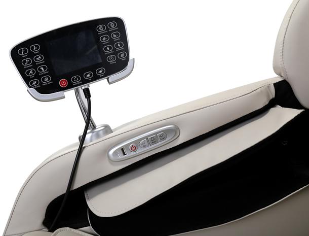 telecomanda la fotoliu de masaj Baro