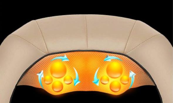 Aparat de masaj al picioarelor Komoder D180