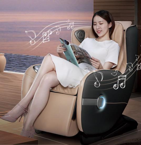 bluetooth la scaun de masaj