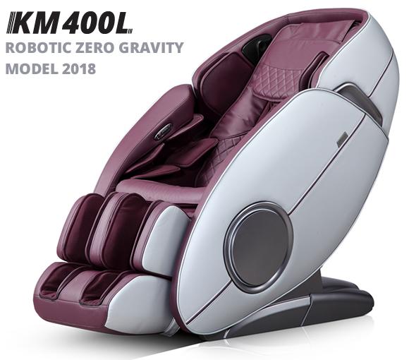 Fotoliu masaj Komoder KM400L