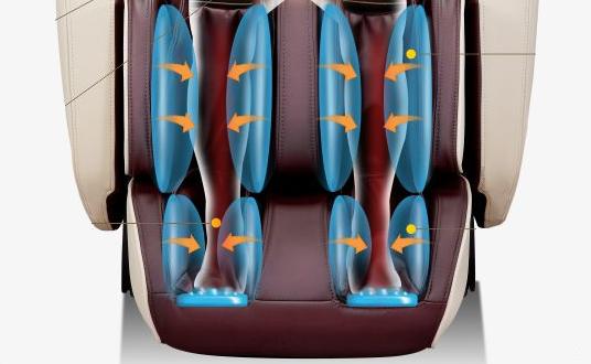 Incalzire la picioare pentru fotoliu de masaj Komoder KM500L
