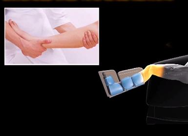 masaj prin presiune la picioare