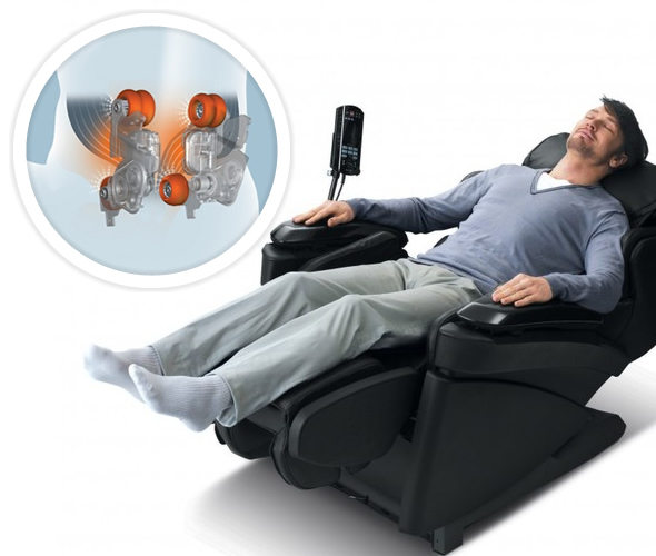 Scaun cu masaj Panasonic EP MA70