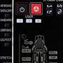 telecomanda Scaun cu masaj Panasonic EP MA70