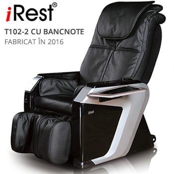 fotoliu masaj iRest T102