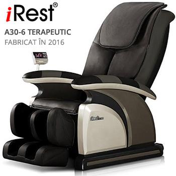 scaun masaj iRest A30-6