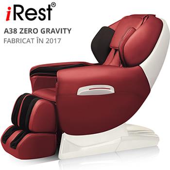 scaun masaj iRest A38 Zero Gravity