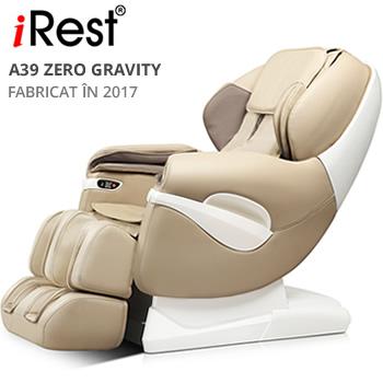 scaun masaj iRest A39 Zero Gravity