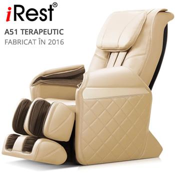 fotoliu masaj iRest A51