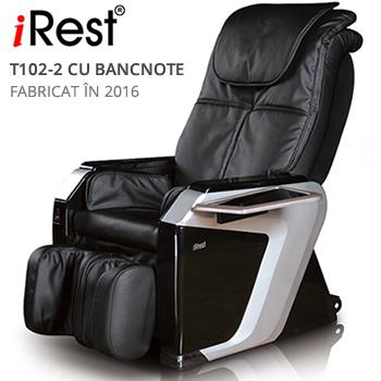 scaun masaj iRest T102
