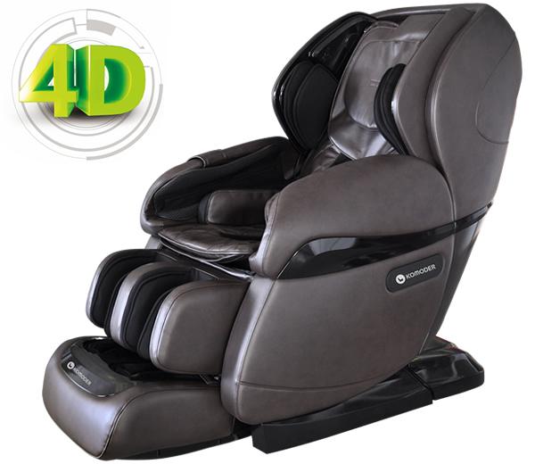 Fotoliu de masaj 4D Komoder Luxury